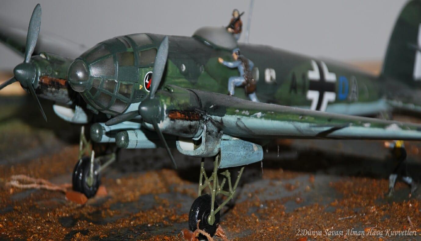2. Dünya Savaşı - Alman Hava Kuvvetleri