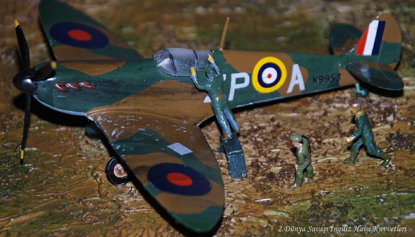 2. Dünya Savaşı - İngiliz Hava Kuvvetleri