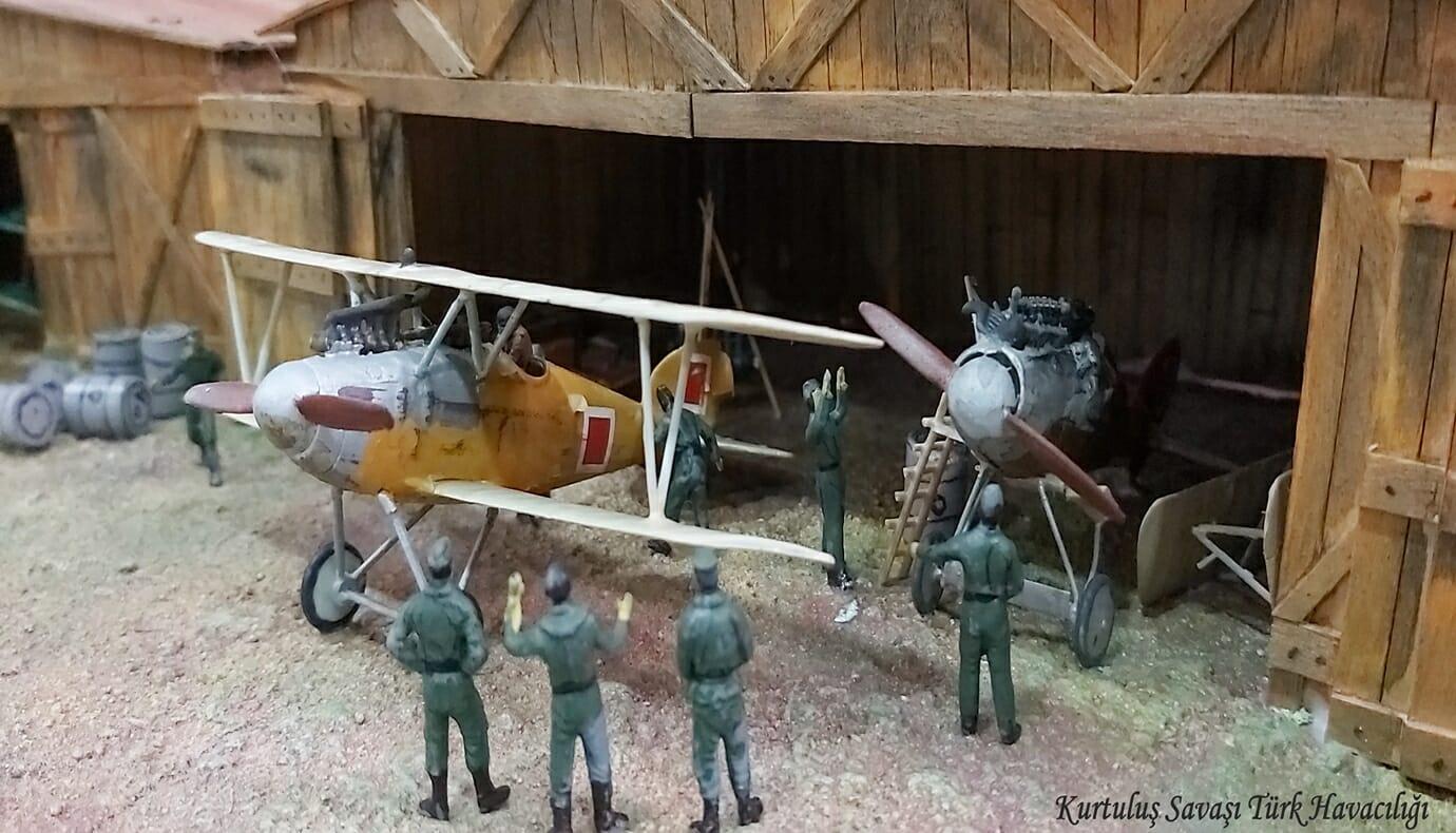 Kurtuluş Savaşı Türk Havacılığı